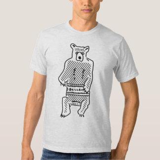 Bulleit björn t-shirt