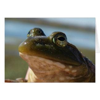 Bullfrogfoto, Prince Blidka Hälsningskort