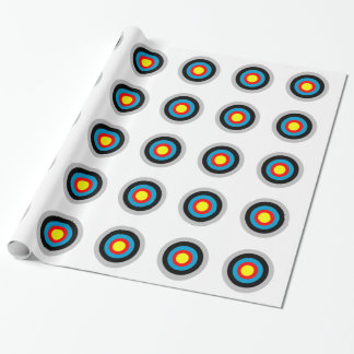 Bullseye Presentpapper