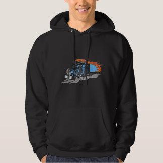 Bulta besegrar lastbilsförare sweatshirt