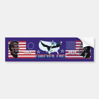 Bumper-sticker-Abe-Obama-Forever-free-1 Bildekal