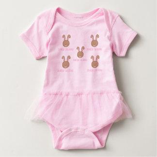 Bunbun kaninen - babyTutuBodysuit Tröja