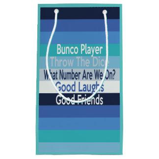 Bunco hänger lös den bända gåvan