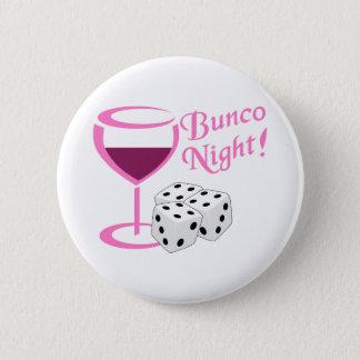 Bunco natt standard knapp rund 5.7 cm