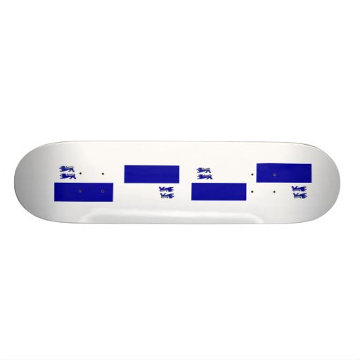 Bund Danmark Skateboard