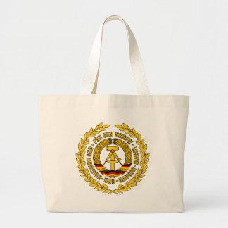 Bundesrepublik Deutschland/East Germany vapensköld Kassar