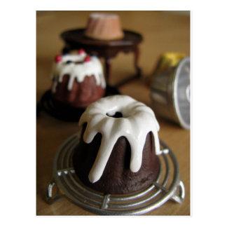 Bundt tårtor vykort