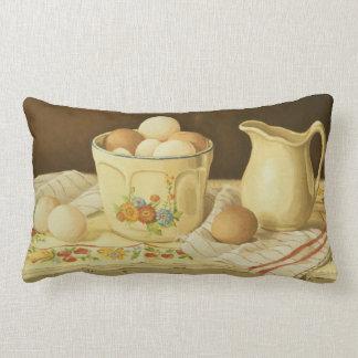 Bunke 1175 av ägg & kannan dekorativ kudde
