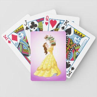 Bunt för Belle   av bokar Spelkort