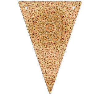 Bunting för party för Kaleidoscope för Vimplar