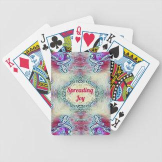 Burgundy för chic julhelg fördelande glädje spelkort