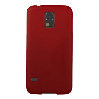 Burgundy Galaxy S5 Fodral