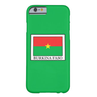 Burkina Faso Barely There iPhone 6 Skal
