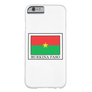 Burkina Faso mobilt fodral Barely There iPhone 6 Fodral