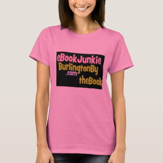 Burlington av bokeBookknarkaren Tee Shirt