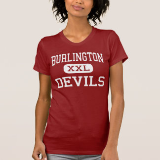 Burlington - djävular - kick - Burlington T Shirt