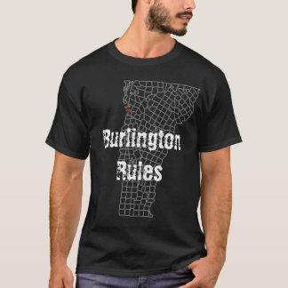 Burlington regler t-shirt