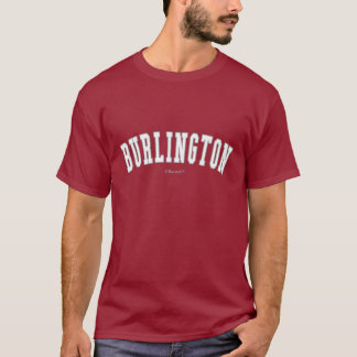Burlington T-shirts