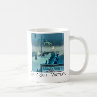 Burlington Vermont mugg