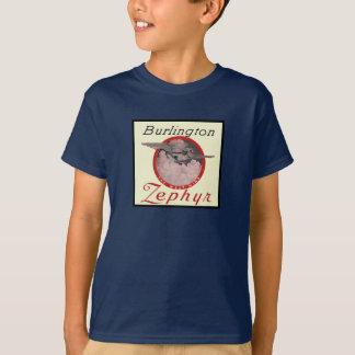 Burlington Zephyrtåg T Shirt