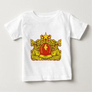 burma emblem t-shirts