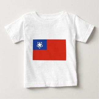 Burma flagga (1948-1974) t shirts