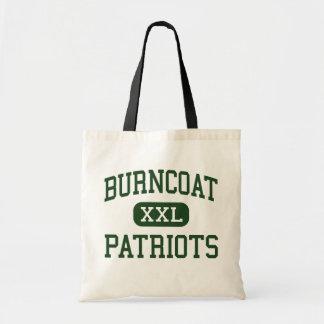 Burncoat - patrioter - kick - Worcester Tygkasse