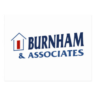 Burnham & bundsförvanter vykort