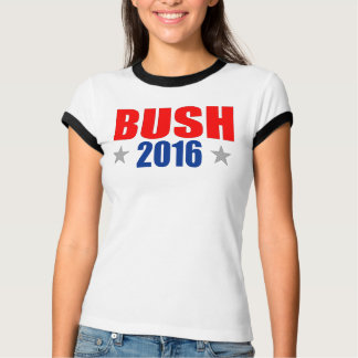 """BUSH 2016"", T-SHIRTS"