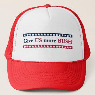 Bush hatt keps