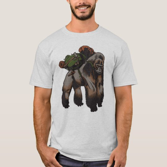 Bushcraft Gorilla Tee