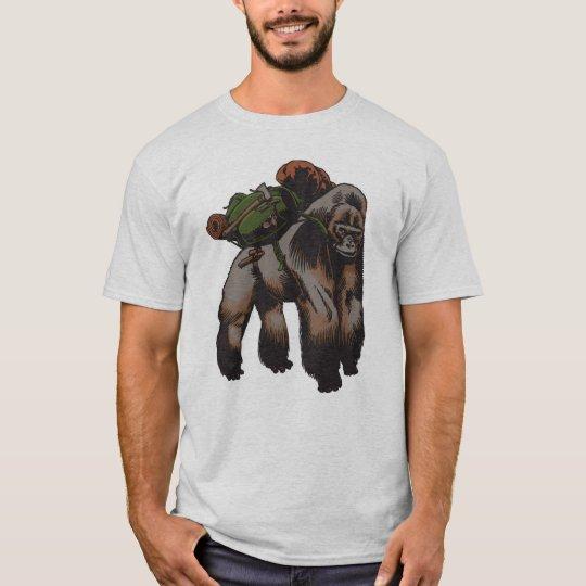 Bushcraft Gorilla Tee Shirt