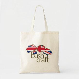 Bushcraft United Kingdom flagga Tygkasse