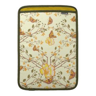 Buttercupfjärilar MacBook Air Sleeve