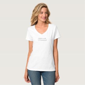 BW resonerar + MedkänslaT-tröja Tshirts