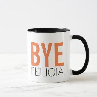 ByeFelicia! Meme roligt citationstecken