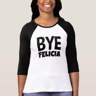 Byefeliciakvinna skjorta tee shirt