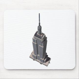 Bygga för empire state: New York City: Musmattor