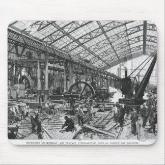 Bygga platsen av de Galerie des-maskinerna Musmatta