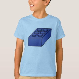 Byggnadkvarter - vektorillustration tee shirt
