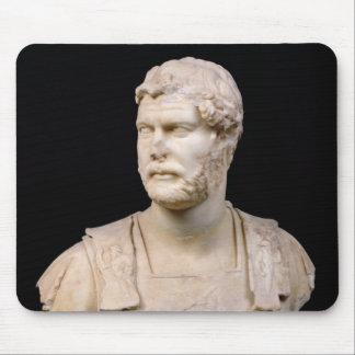 Byst av kejsaren Hadrian som finnas i Crete Musmatta