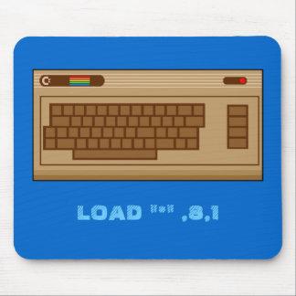 C=64 Mousepad Mus Mattor