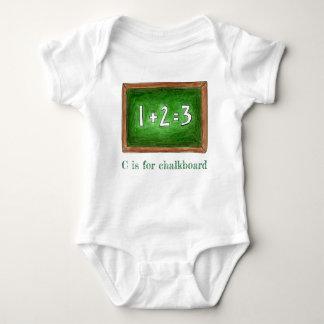 C är för svart tavlagrönt skolar kritiserar Math Tee