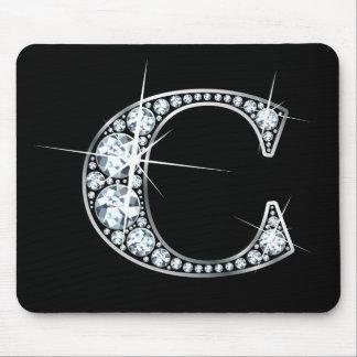 """C-"" diamant Bling Mousepad Musmatta"