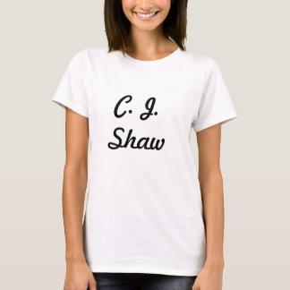 C.J. Shaw Tee Shirt