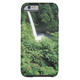 CA Costa Rica. LaPaz vattenfall och impatients Tough iPhone 6 Case