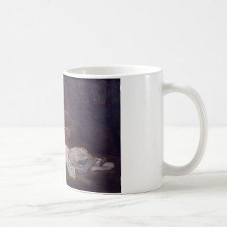 Cabanel Alexandre Ophelia 1883 Kaffemugg