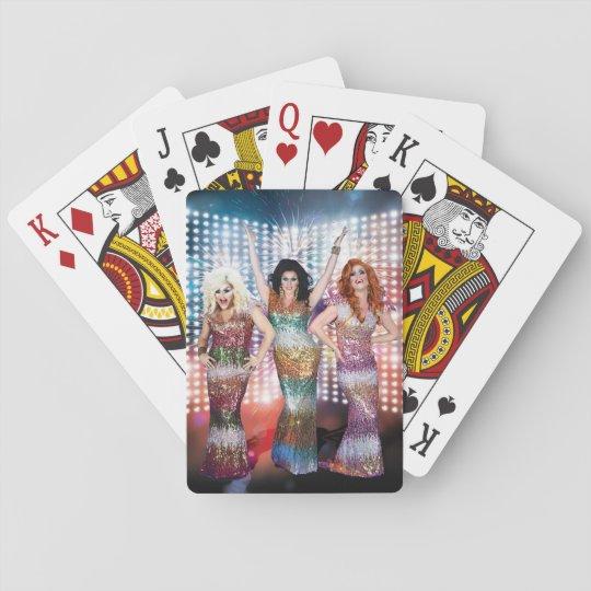 Cabaret Moulin deck Spel Kort