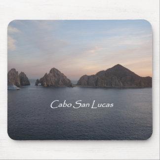 Cabo San Lucas på solnedgången Musmatta