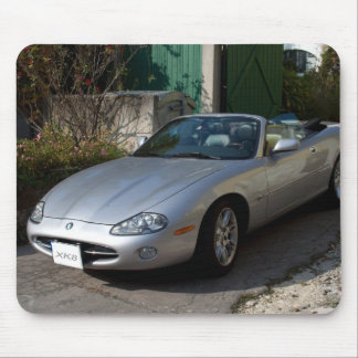 Cabriolet för jaguar XK8 Musmatta